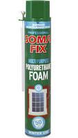 Пена монтажная  бытовая зимняя (до -15 С)  750 мл SOMA FIX