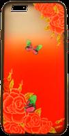 Красочная накладка Remax Cover Glamour Series для телефонов iPhone 5, 6, 6+, 7+