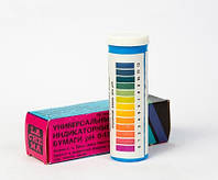 Индикаторная бумага универсальная PH 0-12 (100 шт)
