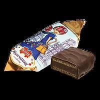Белорусские шоколадные вафельные конфеты Минчанка фабрика Коммунарка