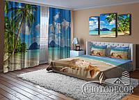 "Фото Комплект для спальни ""Пляж"""