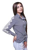 Женская блузка Б-8 Серый 2