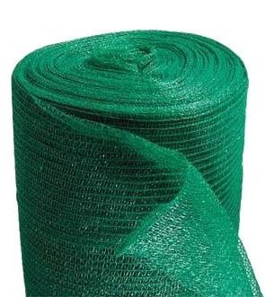 Сітка затінюють 75% 3м * 50м (80грм/м2) зелена