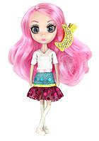Кукла SHIBAJUKU серии Мини ЮКИ 15 см, 6 точек артикуляции, с аксессуаром (HUN4561-5)