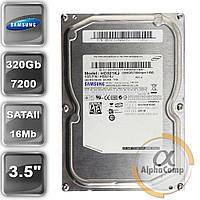 "Жесткий диск 3.5"" 320Gb Samsung HD321KJ (16Mb/7200/SATAII) БУ"
