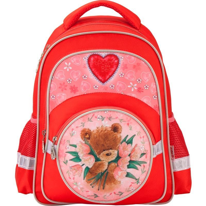 Рюкзак шкільний Kite 525 Popcorn Bear