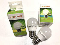 LED лампа Ecoplanet G45 230V 7W 3000K E27