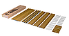 Откосная система Qunell золотой дуб К300 15-15 (откосы Кюнель)