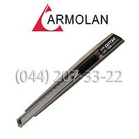 Нож 9 мм пластик инструмент для тонировки стекол