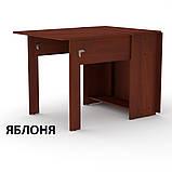 Раскладной Стол-Книжка-1 стандартный для кухни или гостинной, фото 5