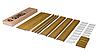 Откосная система Qunell золотой дуб К400 2.4-2.4 (откосы Кюнель)