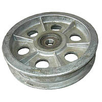 Шкив обводной 3518050-121160А (Дон, Вектор) привода МКШ без кронштейна