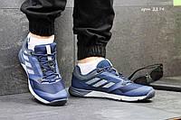 Кроссовки Adidas Terrex синие Индонезия