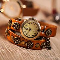 Часы - браслет женские наручные кварцевые 6426-в