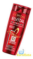Шампунь L'Oreal Paris Elvital Color-Glanz (250 ml)