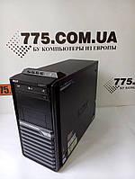 Компьютер Acer DT55(Tower), AMD x250 3GHz ( 2ядра), RAM 2ГБ(ddr3), HDD 160ГБ