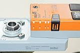 Задвижка поворотная Баттерфляй диск чугун VITECH с эл.приводом SMD BELIMO Ду50 Ру16 20сек, фото 6