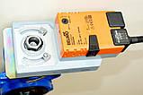 Задвижка поворотная Баттерфляй диск чугун VITECH с эл.приводом SMD BELIMO Ду50 Ру16 20сек, фото 10