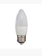 Светодиодная лампа Biom BT-548 С37 4W E27 4500K матовая
