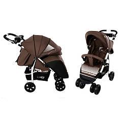 Детская коляска Tilly Avanti T-1406 Brown