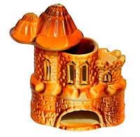 Аромалампа Домик, керамическая, фото 1
