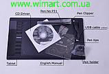 Графический Планшет Ugee M708 (аналог Parblo A610)., фото 7