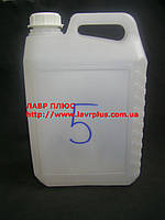 Канистра 5 л. пластиковая тара, баклажка. Харьков