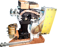 Контактор електропневматический ПК-753Б6