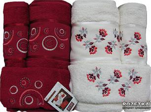 Мохровые полотенца для лица