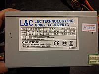 Блок питания L&C LC-8320BTX  300W 80FAN