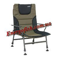 Кресло Карповое Carp Expert с полокотниками и регулеровкой спинки
