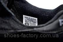 Мужские кроссовки в стиле Reebok Classiс Leather Suede, Black, фото 3