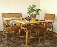 Юбилейный набор мебели из лозы ЧФЛИ