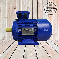 Электродвигатель АИР160S2 - 15 кВт 3000 об/мин. Асинхронный Трехфазный.