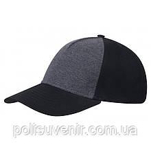 Двоколірна доросла кепка