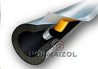 Трубная изоляция NORMATUBE АL GF SK толщина 13 мм, диаметр 140 мм