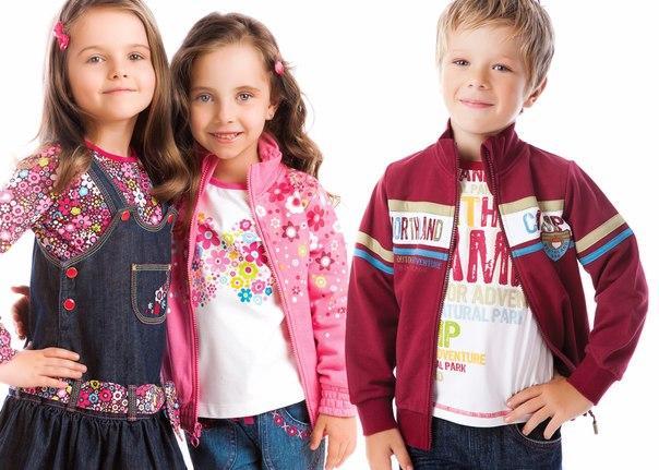 """Выгодная покупка детской одежды оптом в магазине """"7км"""""""