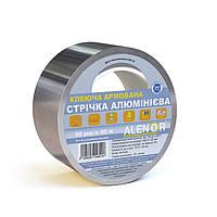 Лента алюминиевая армированная Alenor 75 мм