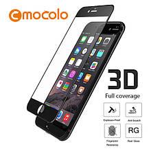 Защитное стекло Mocolo 3D 9H на весь экран для Apple iPhone 7 черный