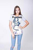 Стильная молодежная футболка