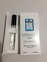 Мужская мини парфюмерия Versace Eau Fraiche Men 10 мл