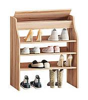 Тумба для обуви открытая Д-4790 серия Софт (Комфорт) 550х320х825мм
