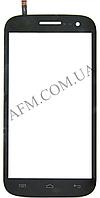 Сенсор (Touch screen) Fly IQ451Q Quattro Vista черный
