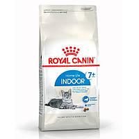 ROYAL CANIN INDOOR 7+ (ИНДУР 7+) сухой корм для кошек старше 7 лет 0,4КГ