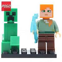 Фигурка Майнкрафт Minecraft игрушка лего