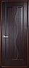 Двери межкомнатные Новый Стиль, Маэстра, модель Волна, глухое