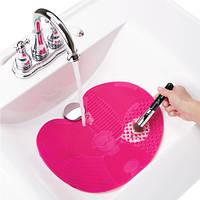 Чистящийся коврик для мытья кисточек  Spa Brush Cleaning Mat