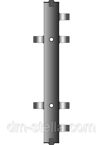 Гидрострелка каскадная  для котлов до 120 кВт, фото 2