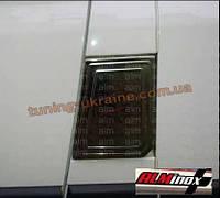 Накладка на люк бензобака Omsa на Citroen Jumper 2007-2013