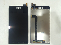 Оригинальный дисплей (модуль)+тачскрин (сенсор) Asus Zenfone 2 Laser ZE551KL | Zenfone Selfie ZD551KL (черный)